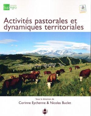 Activités pastorales et dynamiques territoriales-cardere-9782914053990