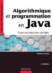 Algorithmique et programmation en Java - 5e éd.