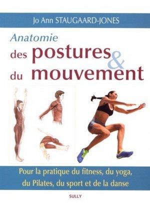 Anatomie des postures et du mouvement-sully-9782354322120