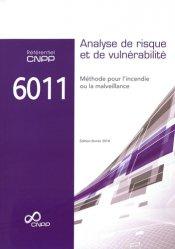 Analyse de vulnérabilité - Référentiel CNPP 6011