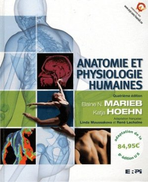 Anatomie et physiologie humaines-erpi-9782761330718