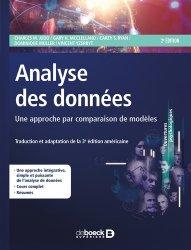 Analyse des données : une approche par comparaison de modèles