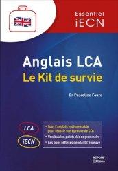 Anglais LCA