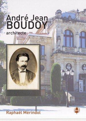 André Jean Boudoy, architecte-cardere-9782916068305
