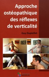 Approche osteopathique des reflexes de verticalite-sauramps medical-9791030300949