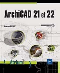 ArchiCAD 21 et 22