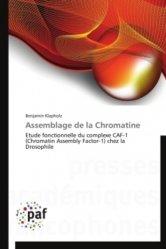 Assemblage de la Chromatine