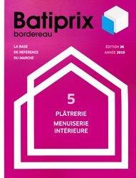 Batiprix 2018 Volume 5