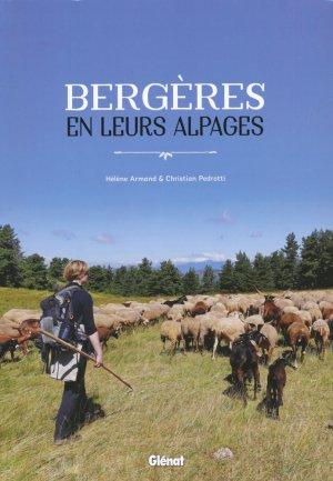 Bergères en leurs alpages-glenat-9782344021538