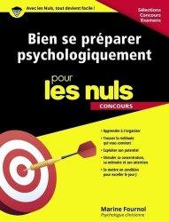 Bien se préparer psychologiquement pour les Nuls-first-9782754088411