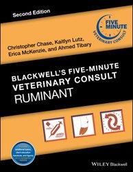 Blackwell's Five-Minute Veterinary Consult: Ruminant
