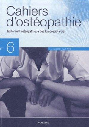 Cahiers d'ostéopathie 6-maloine-9782224031114