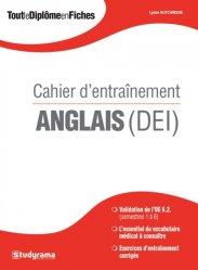 Cahier d'entraînement anglais (DEI)