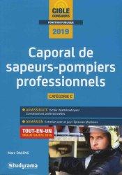 Caporal de sapeurs-pompiers professionnels