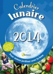 Calendrier lunaire 2014-art�mis �ditions-9782816003598
