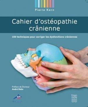 Cahier d'ostéopathie crânienne-frison roche-9782876715899