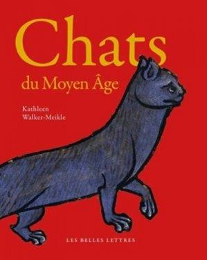 Chats du Moyen Âge-les belles lettres-9782251444826