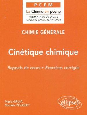 Cinétique chimique-ellipses-9782729869779