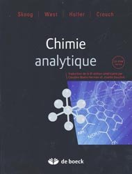 Chimie analytique-de boeck-9782804162955