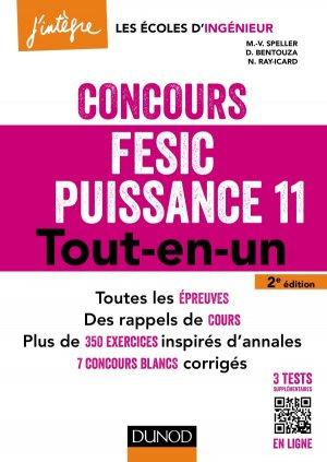 Concours FESIC Puissance 11-dunod-9782100753741