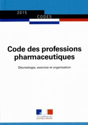 Code des professions pharmaceutiques