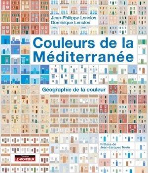 Couleurs de la Méditerranée-le moniteur-9782281140903