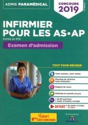 Concours Infirmier pour les AS-AP - Entrée en IFSI - Examen d'admission - Entraînement