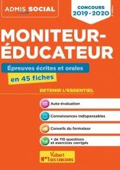 Concours Moniteur-éducateur - Épreuves écrites et orales