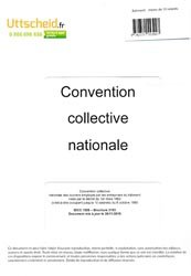 Convention collective nationale b timent 10 salari s - Grille salaire contractuel education nationale ...