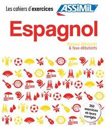 Coffret Cahiers d'Exercices - Espagnol - Débutants et Faux-débutants