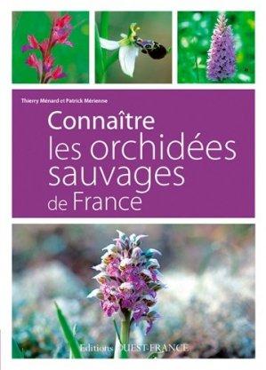 Connaître les orchidées sauvages de France-ouest-france-9782737366734