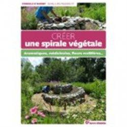 Créer une spirale végétale