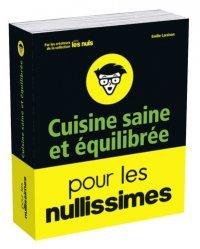 Cuisine saine et quilibr e pour les nullissimes emilie - Cuisine simple et saine ...