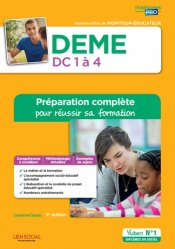 DEME - Domaines de compétences 1 à 4