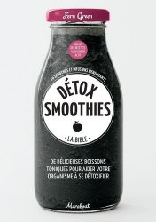 Detox smoothies-marabout-9782501118781