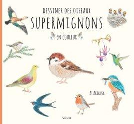 Dessiner des oiseaux supermignons en couleur