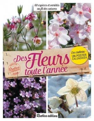 Des fleurs toute l'année-rustica-9782815309103