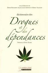 Dictionnaire des drogues et des dépendances