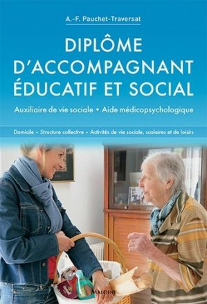 Diplôme d'accompagnant éducatif et social-maloine-9782224034900