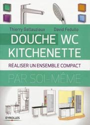 Douche-WC-Kitchenette