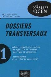Dossiers transversaux 1