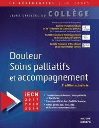 Douleur soins palliatifs et accompagnements