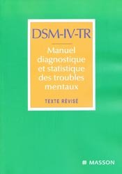 diagnostic and statistical manual of mental disorders isbn 9782294006630