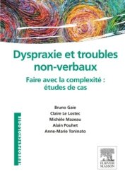 Dyspraxie et troubles non-verbaux