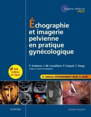 Échographie et imagerie pelvienne en pratique gynécologique-elsevier / masson-9782294746475