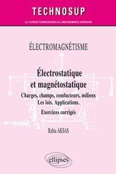 Electrostatique et magnétostatique