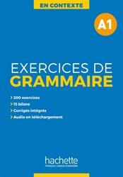 En Contexte - Exercices de grammaire A1 + audio MP3corrigés