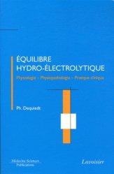 Équilibre Hydro-Électrolytique