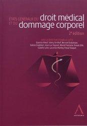 États généraux du droit médical et du dommage corporel