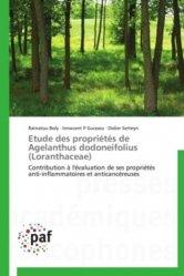 Etude des propriétés de Agelanthus dodoneifolius (Loranthaceae)